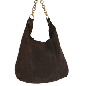 hobo suede bag
