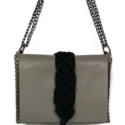 VANITY LEATHER BAG