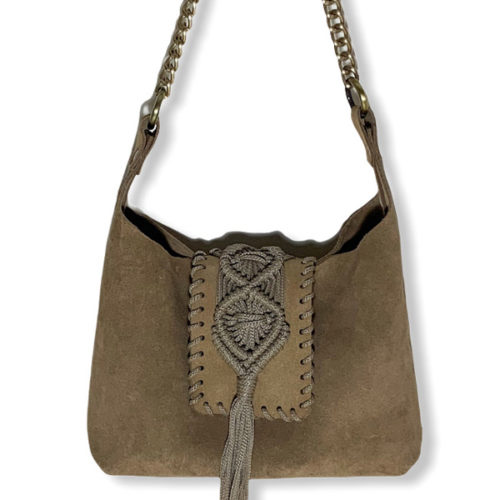 destiny mini beige bag